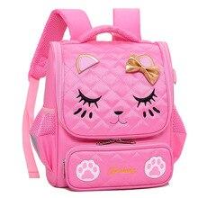 2019 New Suitable For 1-9 Grade School Backpacks Teen Girls 2 Size Large Capacity Travel Kids Backpack Children Chool Bags