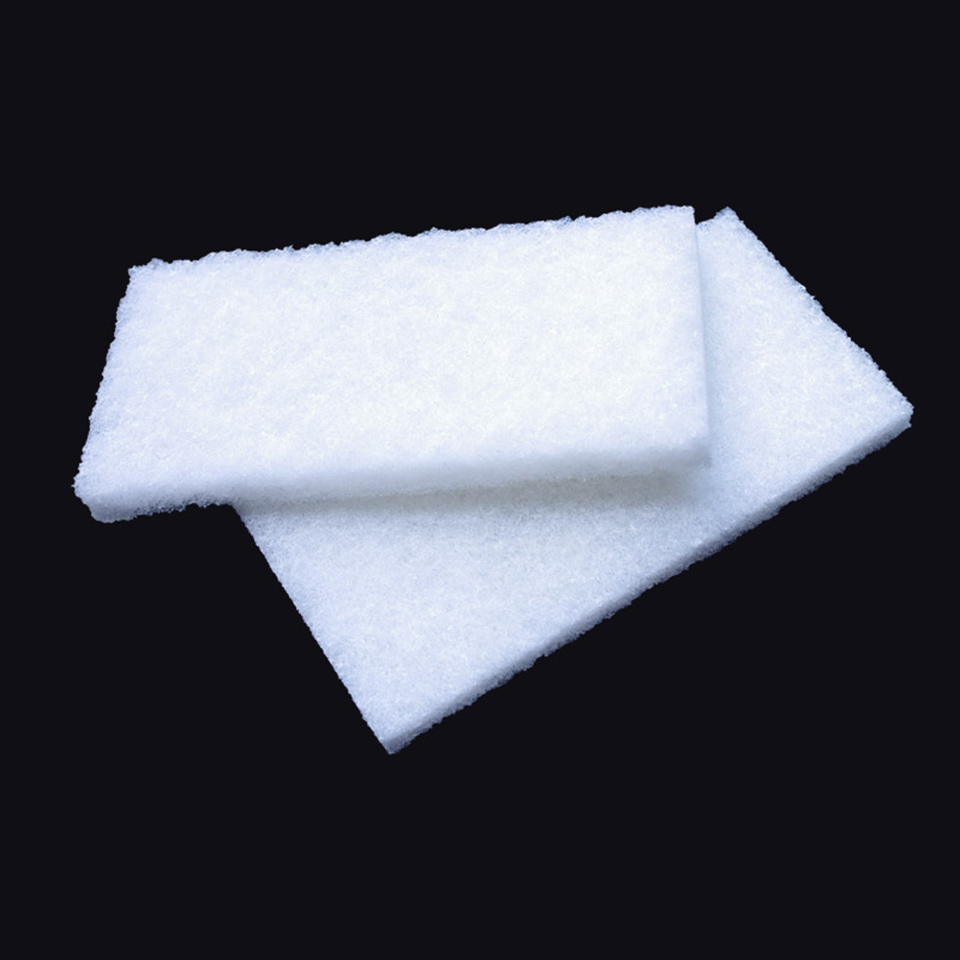 Image 2 - Good Quality 24*12*2cm Promotional Car Sponge Car Wash Supplies Tools White Scrub Pad MO 132-in Paint Cleaner from Automobiles & Motorcycles