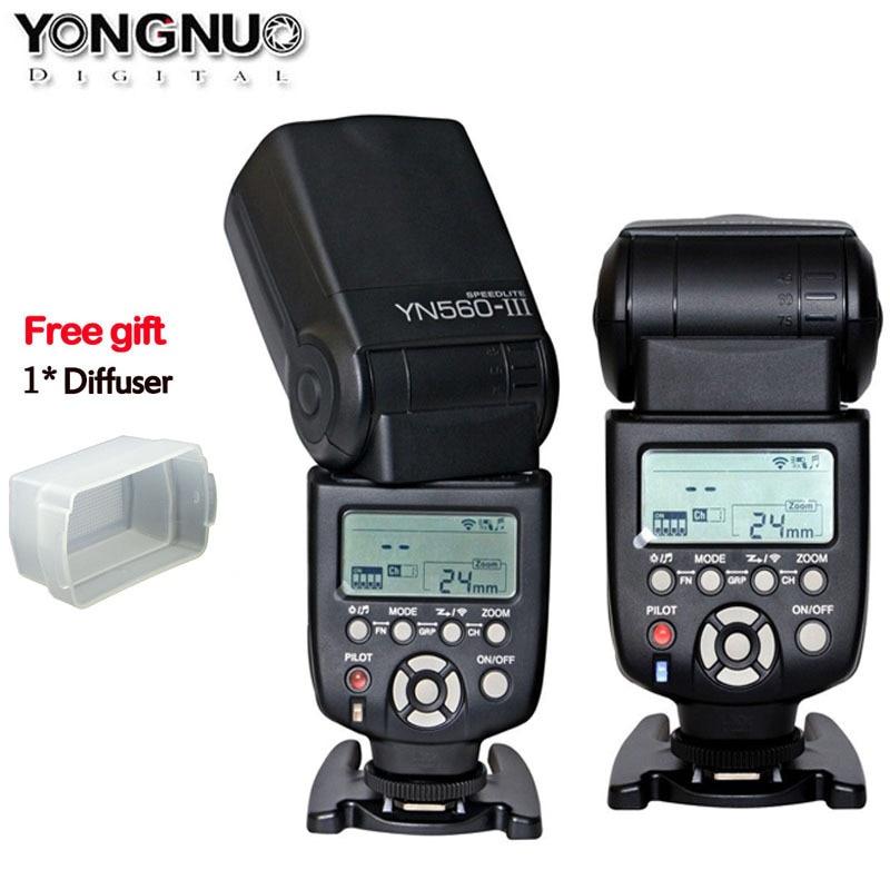 Yongnuo YN-560 III for Olympus Yongnuo YN560III YN 560 III  for Olympus Ultra-long-range wireless flash Speedlite flashlightYongnuo YN-560 III for Olympus Yongnuo YN560III YN 560 III  for Olympus Ultra-long-range wireless flash Speedlite flashlight
