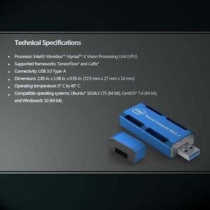 Image 3 - Intel NCS2 Movidius Neural Compute Stick 2, Perfect for Deep Neural Network applications (DNN)
