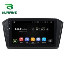 """10.1"""" Quad Core 1024*600 Android 5.1 Car DVD GPS Navigation Player Deckless Car Stereo for VW PASSAT 2015 Radio 3GWIF Bluetooth"""