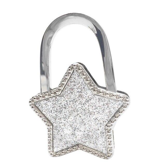 Bag Holder Handbag Hook Stars Purse Hanger Table For