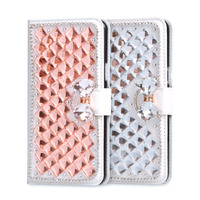 For Honor 4C Luxury Rhinestone Case Phone Cover For Huawei Honor 4C C8818 For Huawei G