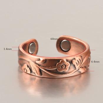 Bracelet Cuivre Magnétique Avec Aimants