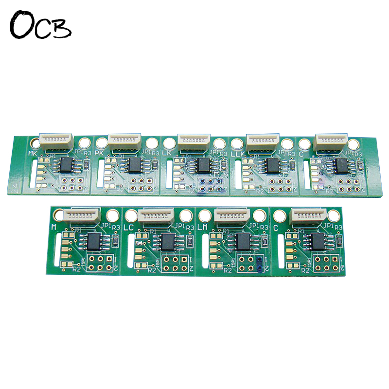 Chip Decoder For Epson Stylus Pro 3800 3880 3890 3885 Printer Decoder Board chip decoder for ep stylus pro 7400 9400 printer