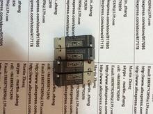 Lonati Socks Machine / Santoni SM8-TOP2HIE Use EV 10mm Electrovalve G1900543  / 82047E2