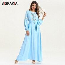 Siskakia Maxi Dress for Women Muslim Ram