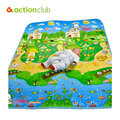180*150 cm New Baby Play Mat Newborn Infant Game Activity Mat Educational Crawling Pad Children Funny Playing Carpet