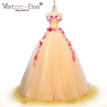 VARBOO_ELSA vestido de noiva 2018 Wedding Dress Ball Gown