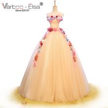 VARBOO_ELSA vestido de noiva 2018 Wedding Dress Ball Gown