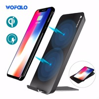wireless cell phone charger for android quick charge qi wireless charger quick charge 3.0 android fast charge for iphone X 10 8