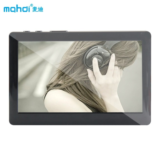 2017 Mahdi MP4 Music Player 8G MP5 Player 5 inch Touch 720P HD Screen Support Video Music Recording Calculator Picture Gaming