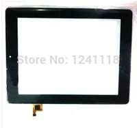 5PCS New 8 Prestigio Multipad 2 4 8 0 PMP7280C DUO 3G Tablet Touch Screen Panel