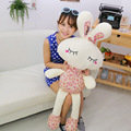 2017 Cute Rabbit Baby Soft Plush Toys Brinquedos Plush Rabbit Stuffed Toys Cheapest Price Best Gift for Kids