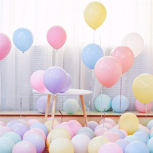 Image 5 - 30/50pcs 5incs Macaron balloons latex smal Ballons for Birthday party  decorations baby shower Wedding Grand event supplies