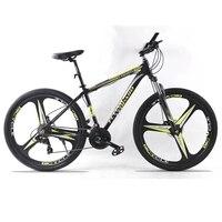 Велосипедный спорт Горный велосипед 27 Скорость 3-говорил 29 дюйм(ов) Колёса двойной дисковый тормоз Алюминий Рамки MTB Велосипедный Спорт гидр...