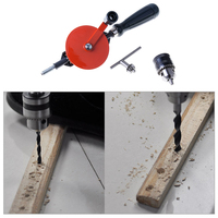 1 4 3 8 Clamping Size DIY Woodworking Drill Mini Hole Punching Drill Supplies Woodworking Eletrical