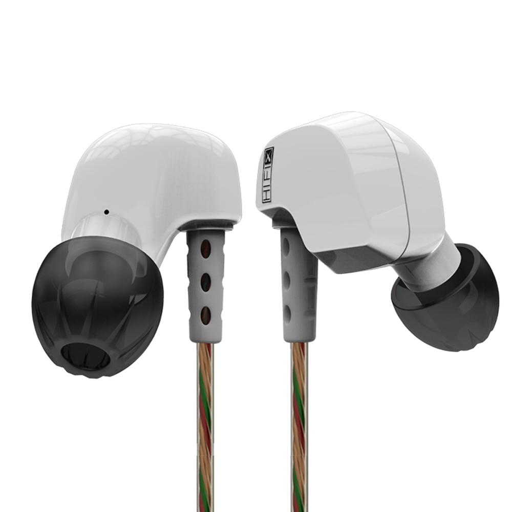 Newest in ear headphones KZ HD9 Earphone HiFi Sport Earbuds Copper Earhook Ear Type HOT In Ear