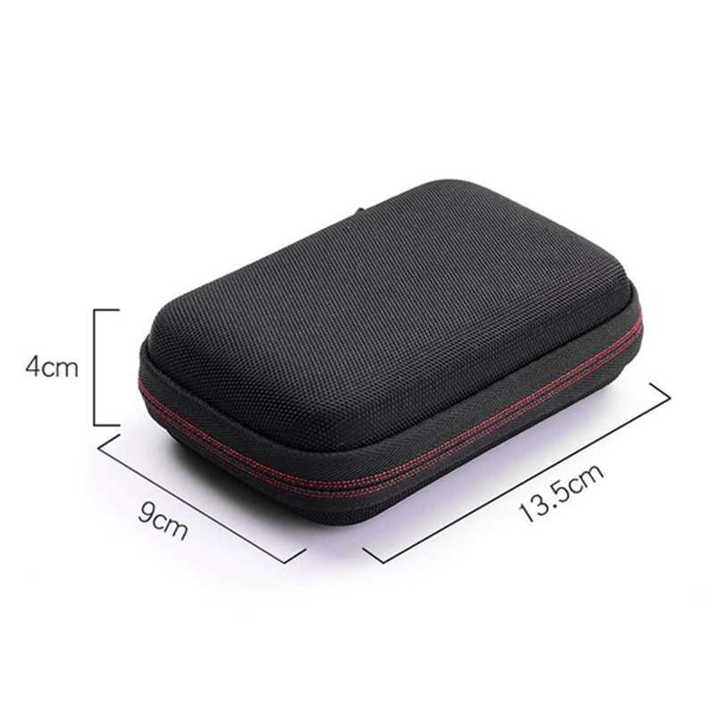 Baru Membawa Case untuk Samsung T1 T3 T5 Portable 250 Gb 500GB 1TB 2TB SSD USB 3.1 eksternal SSD Penyimpanan Perjalanan Tas
