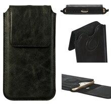 Jisoncase телефон чехлы для iPhone 7 Plus Роскошная натуральная кожа сумка для iPhone 7 чехол Магнитная застежка мобильный телефон сумки