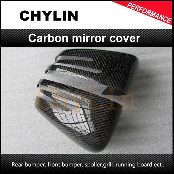 High quality fashion and durable For BENZ C CLASS W204 Models car Mirror Covers Carbon fiber Refit женские часы diesel dz5428