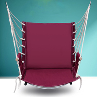 High Quality Cradle Portable Camping Swinging Hanging Chair Hammock Artifact Dedicated All Ages Outdoor House Leisure
