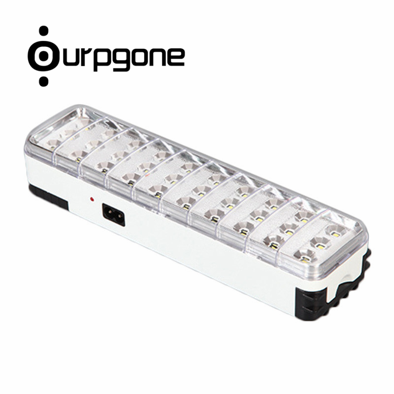 Ourpgone Dropshipping New 1*Hiking Outdoor Tools 30 LED Torch Emergency Light Lamp 2 Mode for Home Outdoor Free shipping!