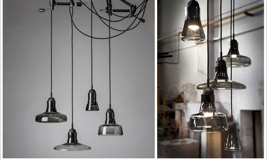 Aliexpress Com Buy Modern Kitchen Lamps Glass Lampshade Lens