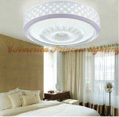 Kreative Runde Decke führte lampe schlafzimmer lampe modernen ...