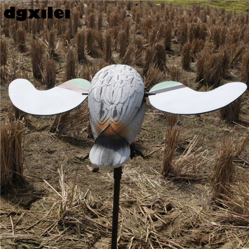DGXILEI DUCK HUNTING DECOYS 6V PINTAIL LARGE PLASTIC DUCK WITH ...