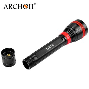 Image 4 - Free shipping Archon DY02 DY02 W 4000lumens 6500K Diving Light Underwater Torch with Battery and Charger Included