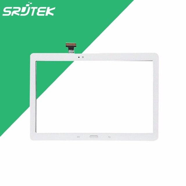 10.1 ''Белый Для Samsung Galaxy Tab Pro 10.1 T520 T525 SM-T520 Tablet Pc Touch Screen Digitizer Стекло Датчик Ремонтируется Части