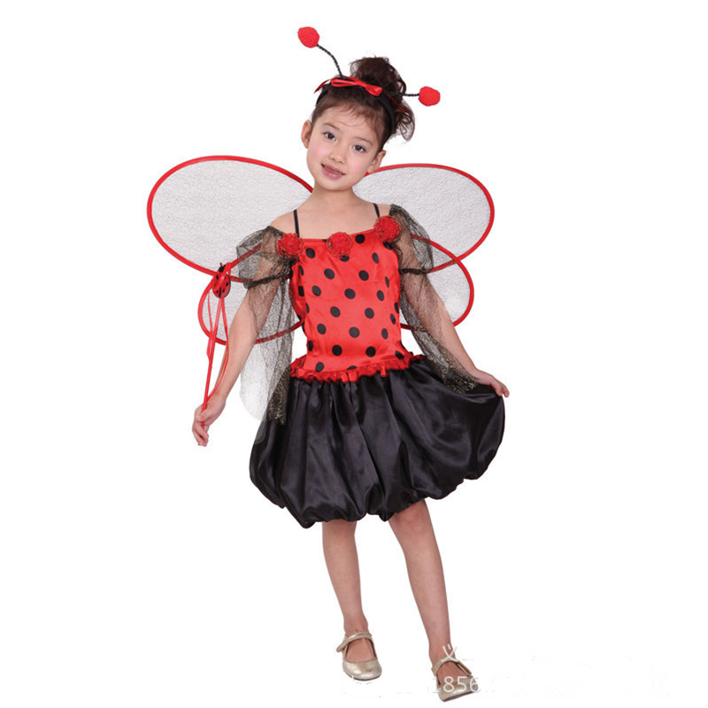 Carnival in Brazil Children ladybug kids anime cosplay Girl Halloween Insect Costume Purim Masquerade La Semana Santa dress-in Girls Costumes from Novelty ...  sc 1 st  AliExpress.com : halloween costume ladybug  - Germanpascual.Com