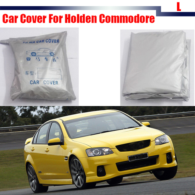 Car Cover Automotive Outdoor Anti UV Sun Snow Rain Frost Resistant Protection Cover Dustproof Sun Shade For Holden Commodore