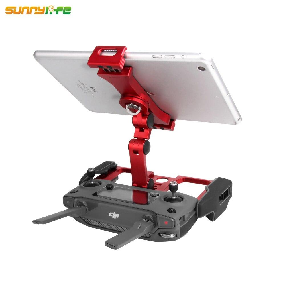 Sunnylife mise à jour Smartphone tablette Clip cristalsky support de moniteur pour DJI MAVIC 2 PRO/ZOOM/MAVIC PRO/AIR/étincelle Drone - 2