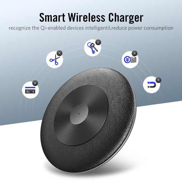 Wireless Fast Charger for iphone and samsung 3