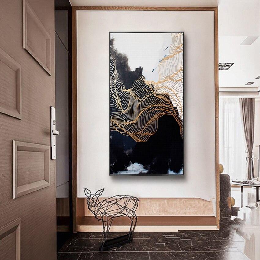11 82 28 De Réduction Moderne Abstrait Art Déco Peinture Hd Imprime Sur Toile Mur Art Photo Décor à La Maison Salon Peintures In Peinture Et