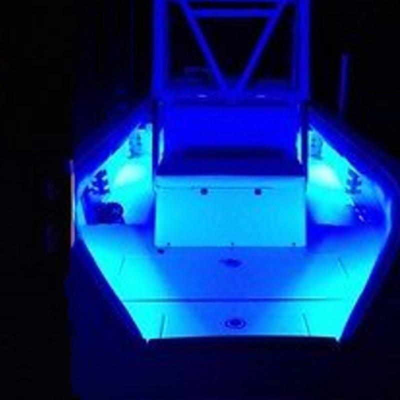 Led Lamps 12v Waterproof Led Boat Light Dinghy Fish Ski Wakeboard Pimp Lights Bowrider Deck Landau Sylvan Wellcraft Harbor Cruiser