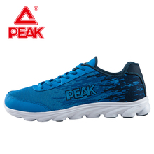 PEAK SPORT Men's Running Shoes Breathable Sneakers for Men Free Run Athletic Outdoor Sport Shoes Professional Running Shoes