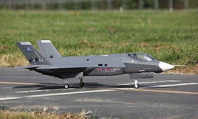 SkyFlight LX EPS 70MM EDF F35 Lighting II RC Jet KIT Airplane Model W/O Motor Servos ESC Battery skyflight lx eps 1 2m f4u corsair warbird propeller rc kit plane model w o motor servos esc battery