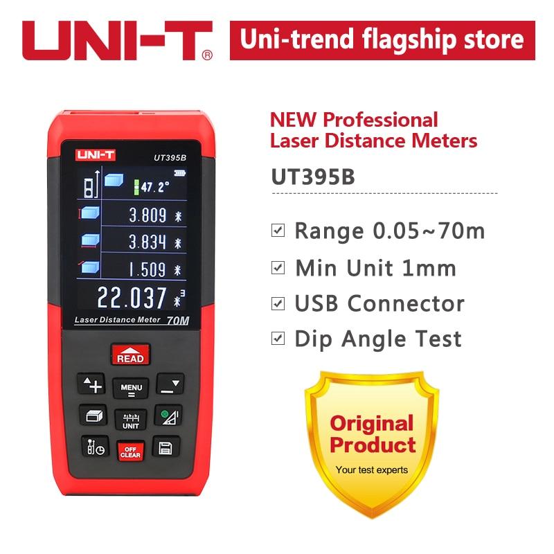 UNI-T UT395B Misuratori di distanza laser professionali Prova di - Strumenti di misura - Fotografia 6