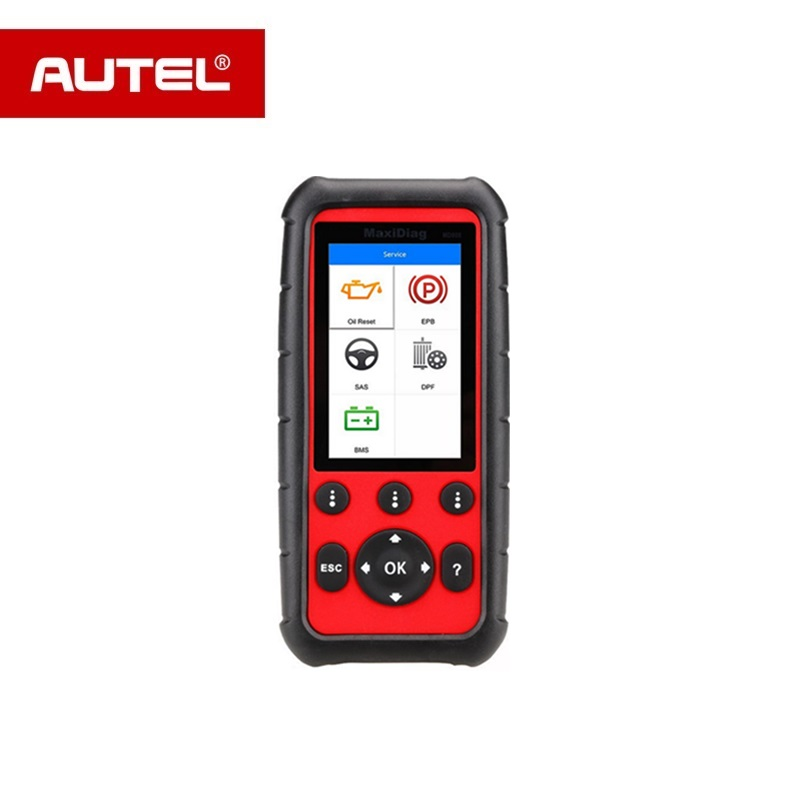 все цены на Autel MaxiDiag MD808 tool for Engine, Transmission, SRS and ABS systems with EPB, Oil Reset, DPF, SAS and BMS онлайн