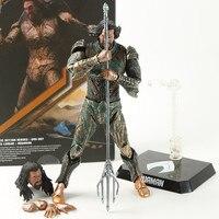Movie & TV Peripherals Aquaman Trident KG Statue PVC Action Figure Collection Model Toy M588