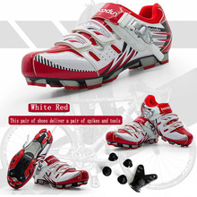 MTB Road Cycling shoes Professional sports bike shoes Automatic buckle Bicycle Shoes Various color new multi