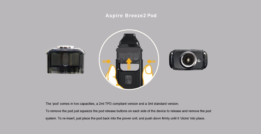 , Breeze 2 by Aspire – Multi colors