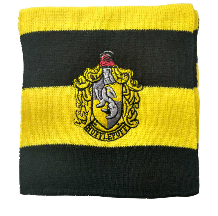 Trường Học ảo thuật trang phục hóa trang khăn Hermione Nhà Gryffindor Ravenclaw Slytherin Hufflepuff Khăn Quàng Cổ cho Bé Trai và Bé Gái