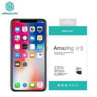 SFor IPhone X Tempered Glass For IPhone X Glass Nillkin Amazing H Pro Anti Explosion 0