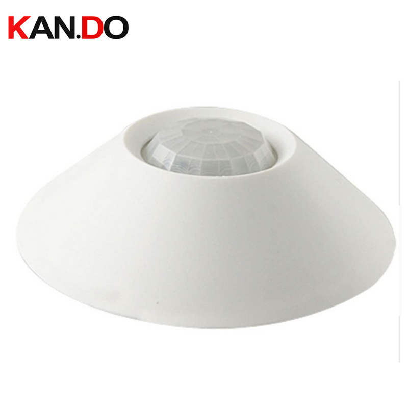 Indoor Motion Sensor Paradox PA-465 Wired PIR Detector Anti-burglar Theft 360 Degree Detection Ceiling NC Output