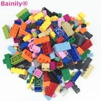 Bainily 1000Pcs Building Blocks City DIY Creative Bricks Educational Building Blocks Compatible With LegoINGly Bricks