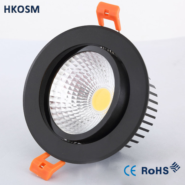 Energy saving cob downlight led recessed ceiling bulb dimmable 6w 9w energy saving cob downlight led recessed ceiling bulb dimmable 6w 9w 12w super bright spot light aloadofball Images